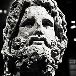 Head of Sarapis